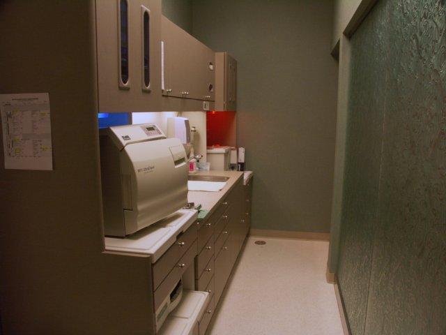 Sterilization Centre Kitchener Dentist